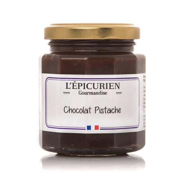 Chocolate and Pistachio Spread