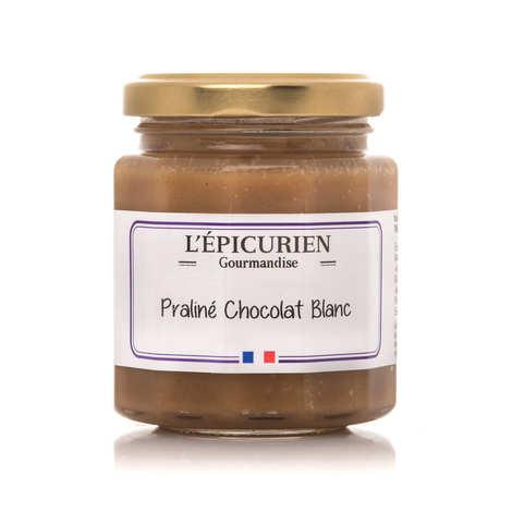 L'épicurien - Praline and White Chocolate Spread