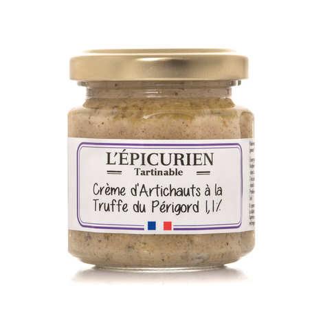 L'épicurien - Artichoke Cream with Truffle (1.1%) to Spread