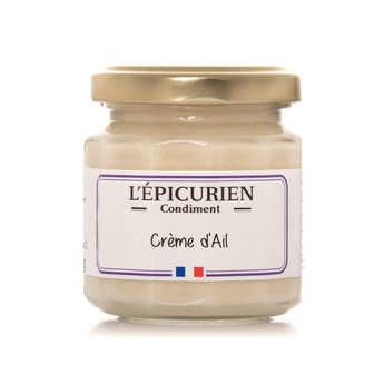L'épicurien - Crème d'ail
