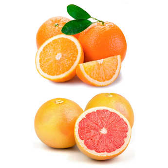 - Organic Fresh Oranges and Pomelos Discovery Offer
