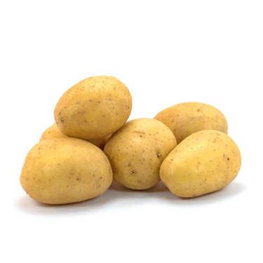 Pomme de terre bio - variété Tentation