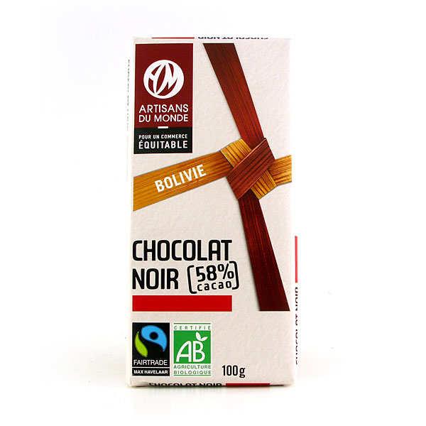 le chocolat dans le commerce equitable