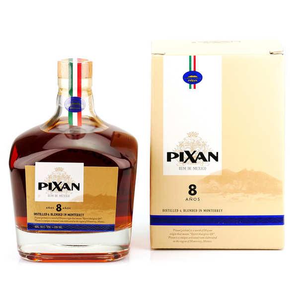 Rhum du Mexique Pixan 8 ans 40%