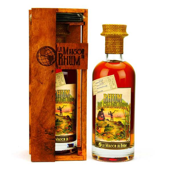 La Maison du Rhum Guadeloupe 2009 (Distillerie Damoiseau) 42%