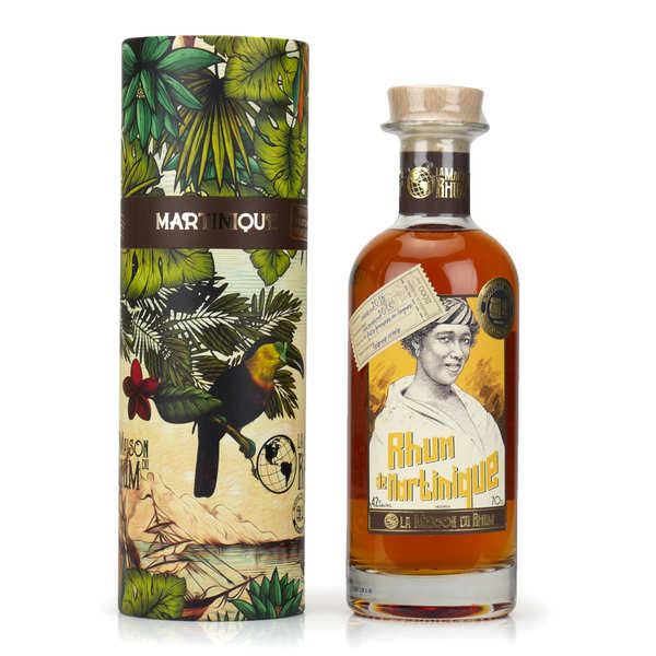 La Maison du Rhum Martinique 2015 (Distillerie La Mauny) 45%