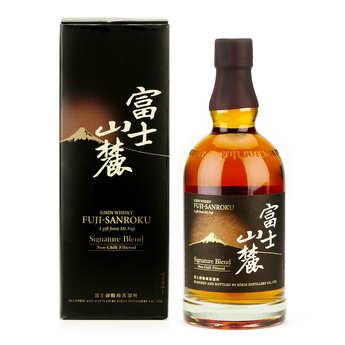 Kirin Brewery - Kirin Signature Blend - whisky japonais 50%