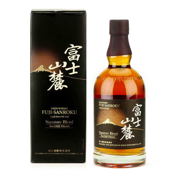 Kirin Signature Blend - whisky japonais 50%
