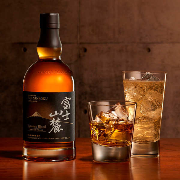 Kirin Signature Blend - Japanese Whisky 50%