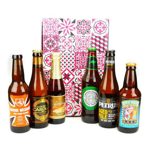 - Box découverte de 6 bières de février