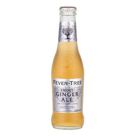 Fever Tree - Fever Tree Smoky Ginger Ale