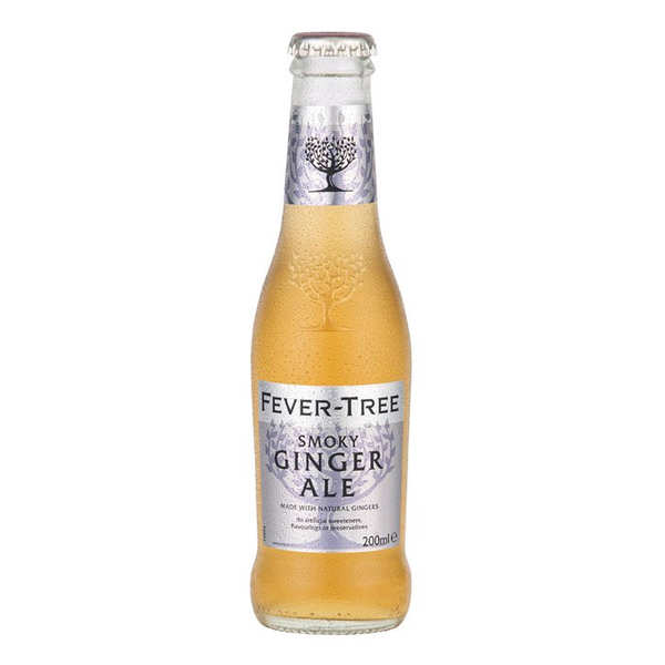 Smoky Ginger Ale by Fever Tree