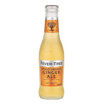 Fever Tree - Spiced Orange Ginger Ale by Fever Tree