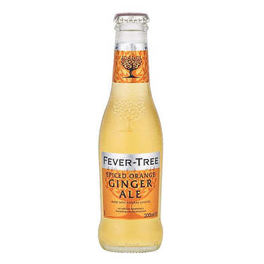 Fever Tree Spiced Orange Ginger Ale