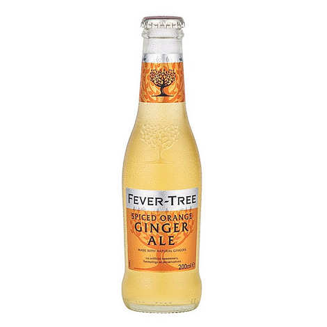 Fever Tree - Fever Tree Spiced Orange Ginger Ale