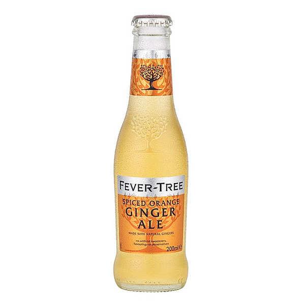 Fever Tree Spiced Orange Ginger Ale