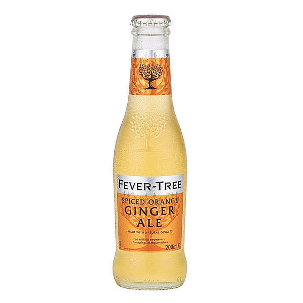 Spiced Orange Ginger Ale by Fever Tree