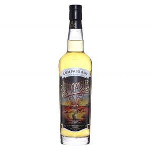 Compass Box Whisky - Whisky très tourbé The Peat Monster - 46%