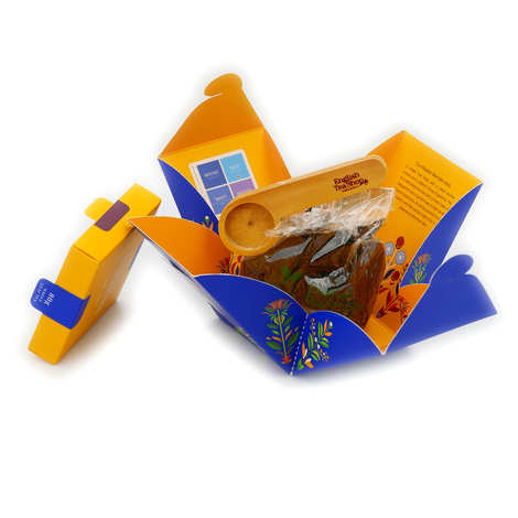 English Tea Shop - Organic Rooibos Tea with Chocolate and Vanilla - box