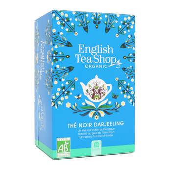 English Tea Shop - Organic Darjeeling Black Tea - muslin sachet