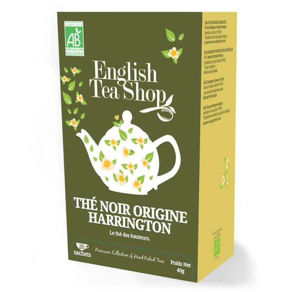Organic Harrington Black Tea