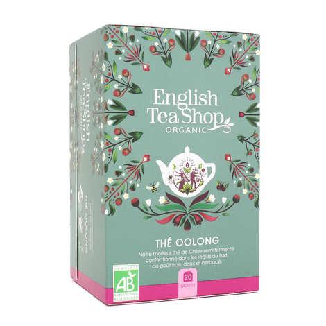 English Tea Shop - Thé Oolong bio en sachets