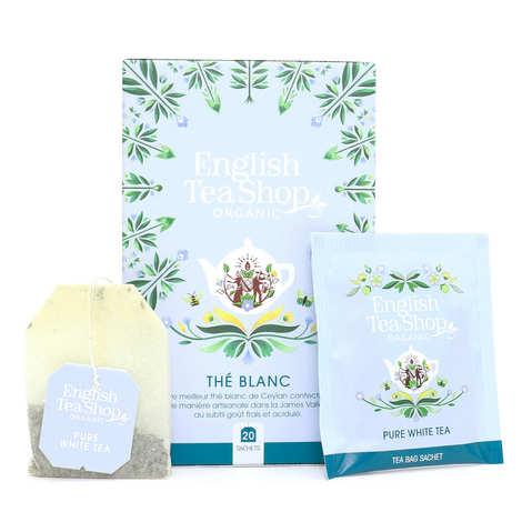 English Tea Shop - Organic White Tea
