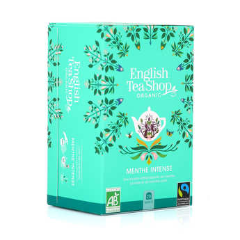 English Tea Shop - Organic Peppermint Herbal Tea