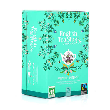 English Tea Shop - Organic Intense Mint Herbal Tea
