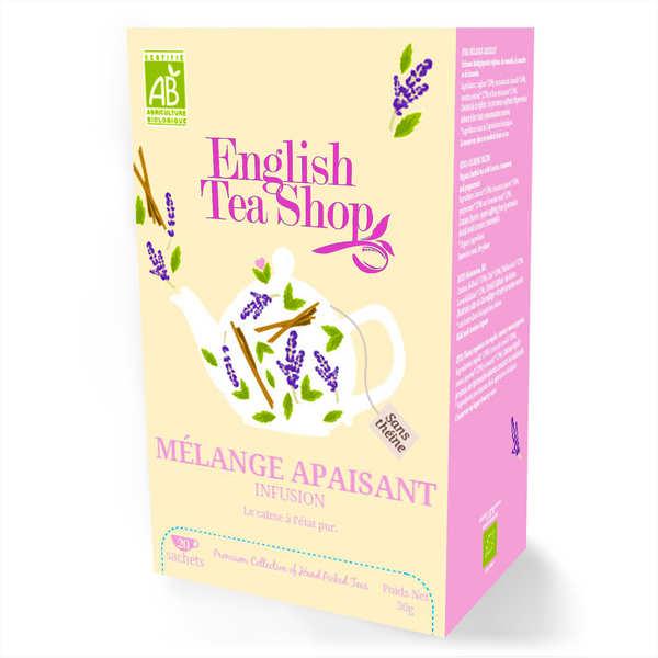 Organic Calming Blend Herbal Tea - Muslin Sachet