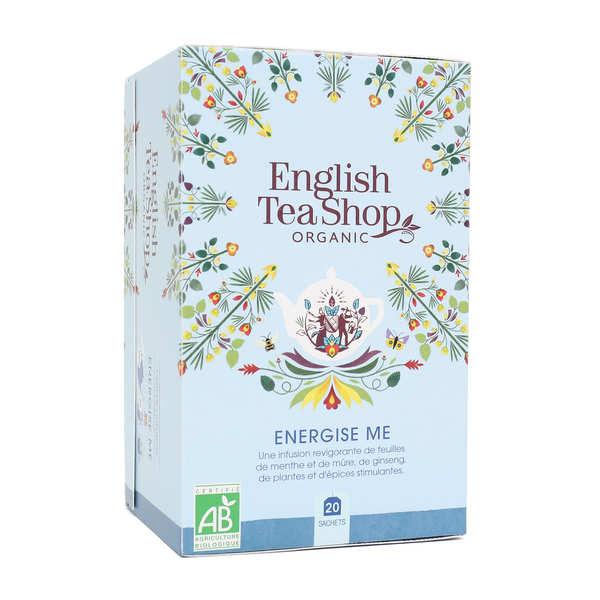 Organic Energise Me Herbal Tea