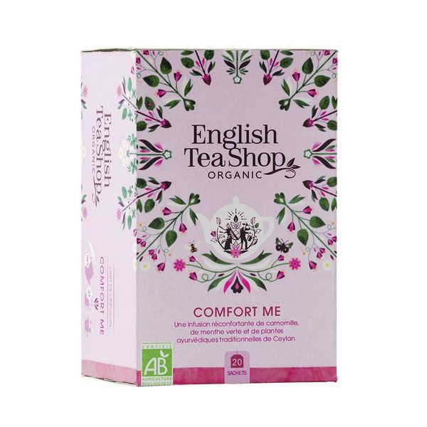 Organic Comfort Me Herbal Tea - muslin sachet