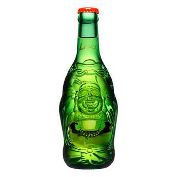 Lucky Beer - Lucky Buddha - Bière Chinoise 4,8%