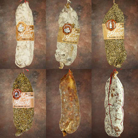 - 6 dry sausages discovery offer
