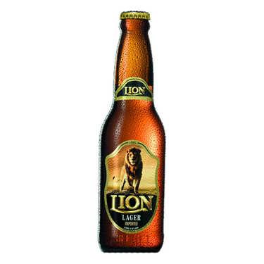 Lion Lager- Bière du Sri Lanka 4.8%