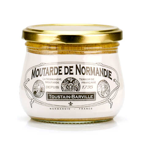 Toustain Barville - Mustard from Normandy