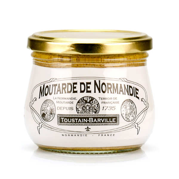 Mustard from Normandy