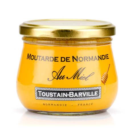 Toustain Barville - Moutarde de Normandie au miel