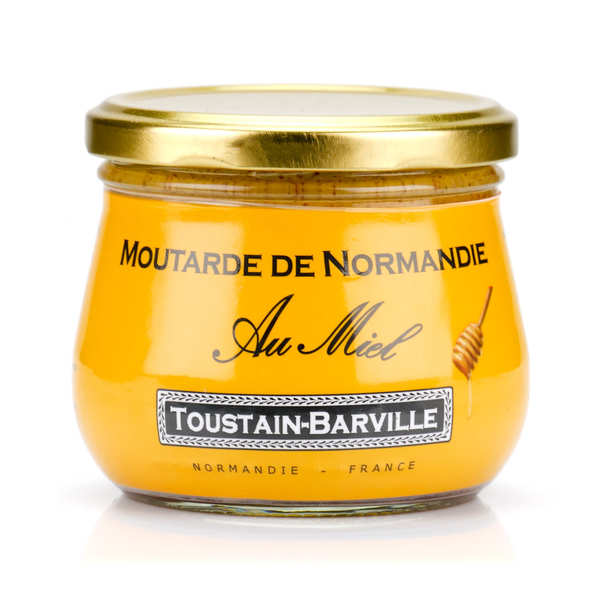 Mustard from Normandy with Honey