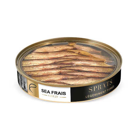 Sea Frais Gold - Smoked Sprats
