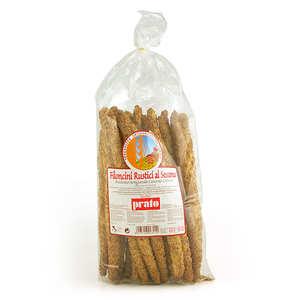 Prato - Breadsticks with sesame