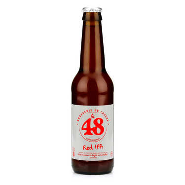 IPA French Beer - La48 5%
