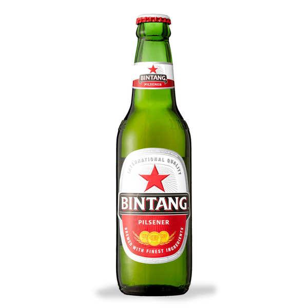 Bintang Pilsener - Bière Indonésienne 4,7%