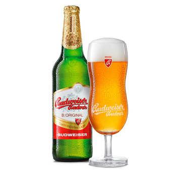 Budweiser Budvar - Budweiser Budvar Beer from Czech Republic 5%