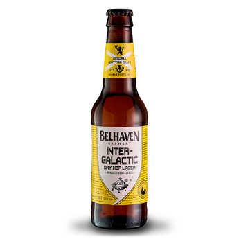 Belhaven Brewery - Belhaven Intergalactic - Bière craft écossaise 5%