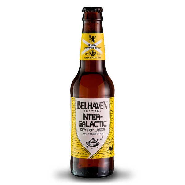 Belhaven Intergalactic - Bière craft écossaise 5%