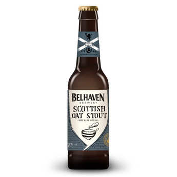 Belhaven Brewery - Belhaven Scottish Oat Stout - Bière craft écossaise 7%