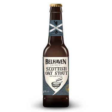Belhaven Scottish Oat Stout - Bière craft écossaise 7%