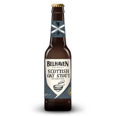 Belhaven Scottish Oat Stout - Bière craft écossaise 7%