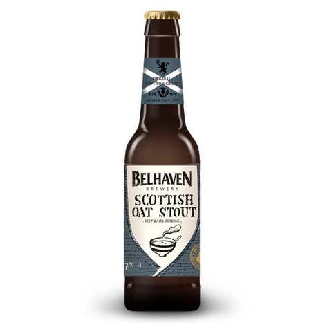 Belhaven Brewery - Belhaven Scottish Oat Stout - Bière craft écossaise 7%